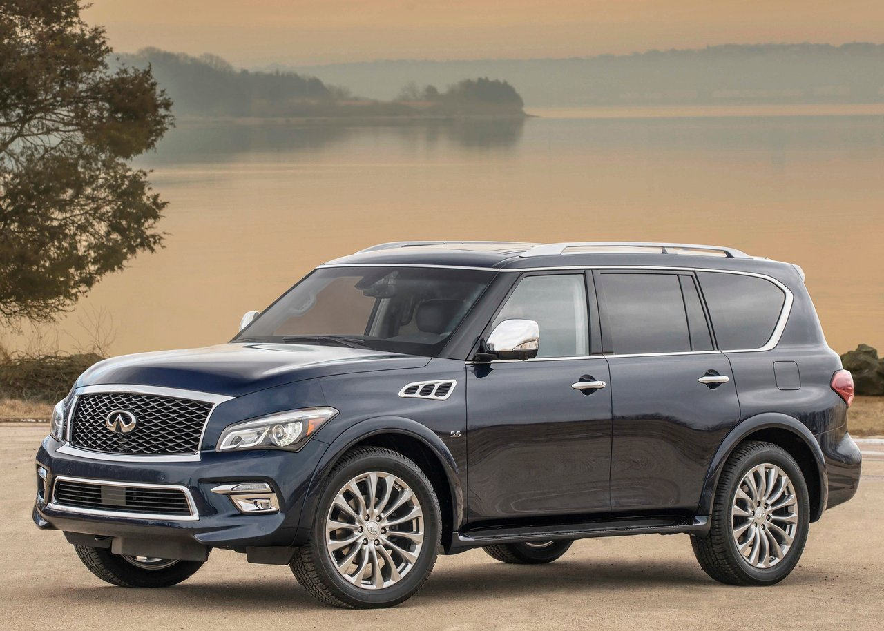2015 Infiniti Qx80 Redesign New Infiniti Qx80 Limited