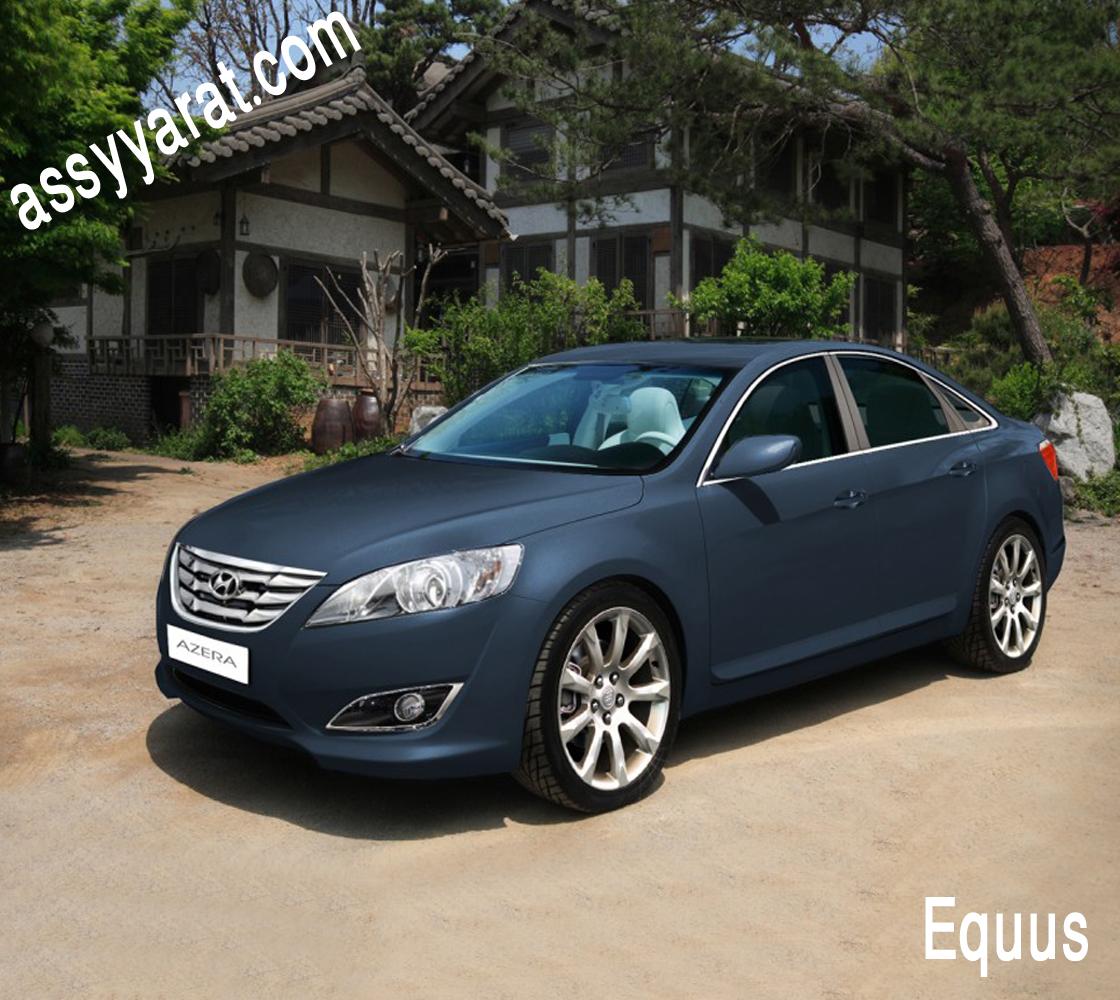 2013 Hyundai Azera Camshaft: صور الجيل الجديد من 2013 Hyundai Azera