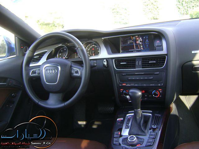 تجربتي المصورة للفاتنه أودي أي 5 كوبيه 3.2 كواترو .. Audi A5 Coupe 3.2 Quattro 2010 Djsammy_A4