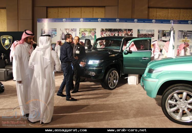 مشروع السيارة السعوديه غزال الوهمي ورؤية 2030 هوامير البورصة