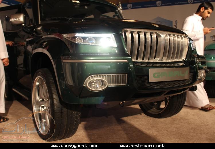 السيارة السعودية غزال مصر موتورز مجتمع السيارات