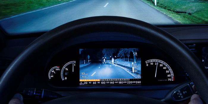 لتقليل نسبة الحوادث نظام الرؤية