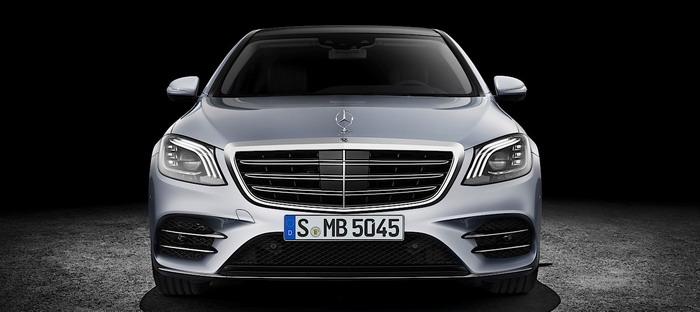 مرسيدس تعلن أسعار S-Class موديل