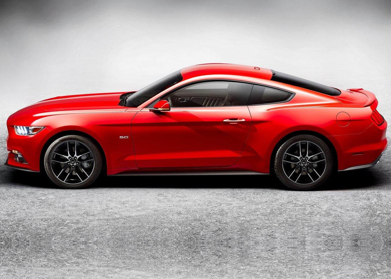 Новый Форд Мустанг - Shelby GT 500 (8 фото+видео)