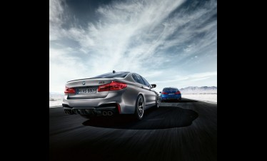 BMW M5 Competition 2019 تزأر بقوة 617 حصان 0