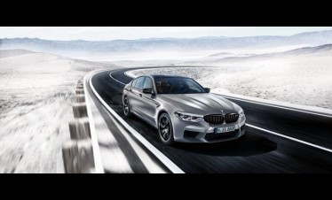 BMW M5 Competition 2019 تزأر بقوة 617 حصان 1
