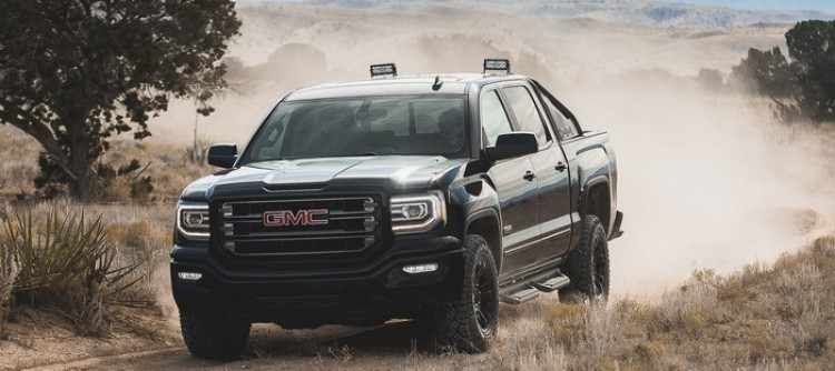 GMC سييرا All Terrain X Special Edition تنطلق رسمياً بوجه شرس