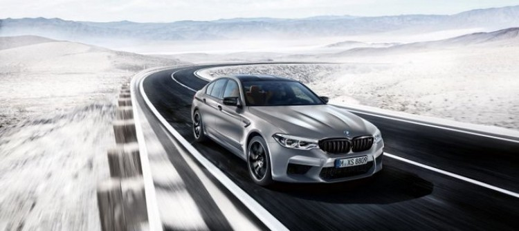 BMW M5 Competition 2019 تزأر بقوة 617 حصان