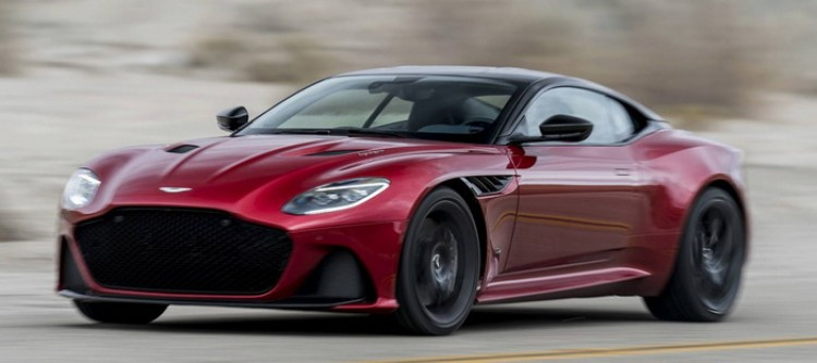 أستون مارتن DBS Superleggera . . وحش بمحرك V12