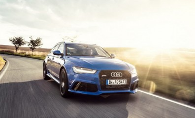 أودي RS6 Avant Performance Nogaro Edition تنطلق بقوة 705 حصان
