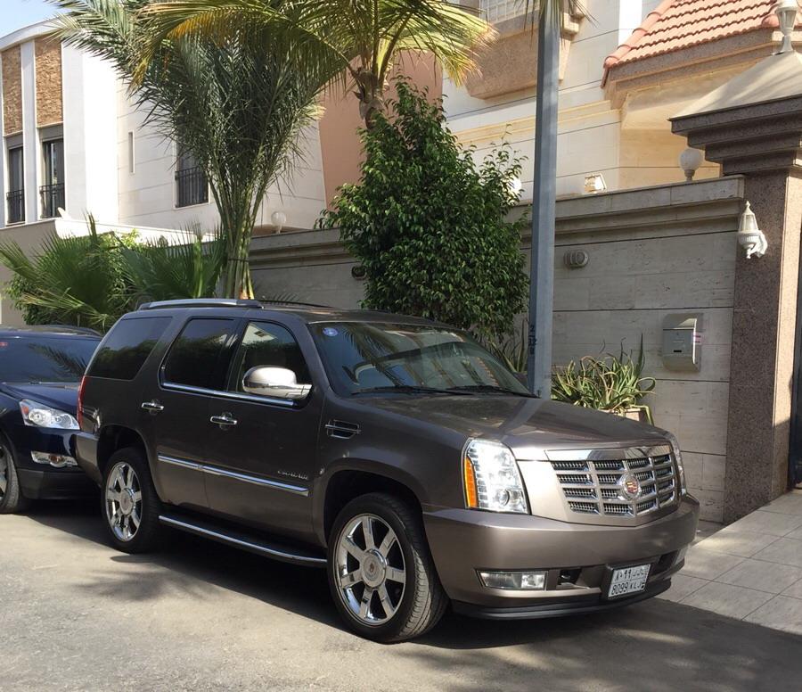 للبيع سياره كاديلاك سكاليد موديل 2012 5557   السيارات
