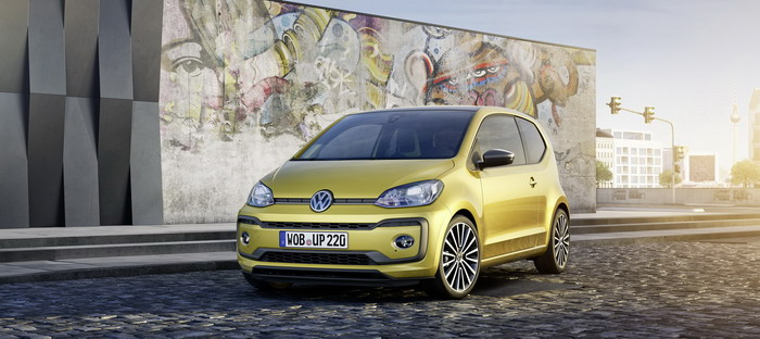 Volkswagen's ap developed a new engine and 13 color await 2016 Geneva Motor Show
