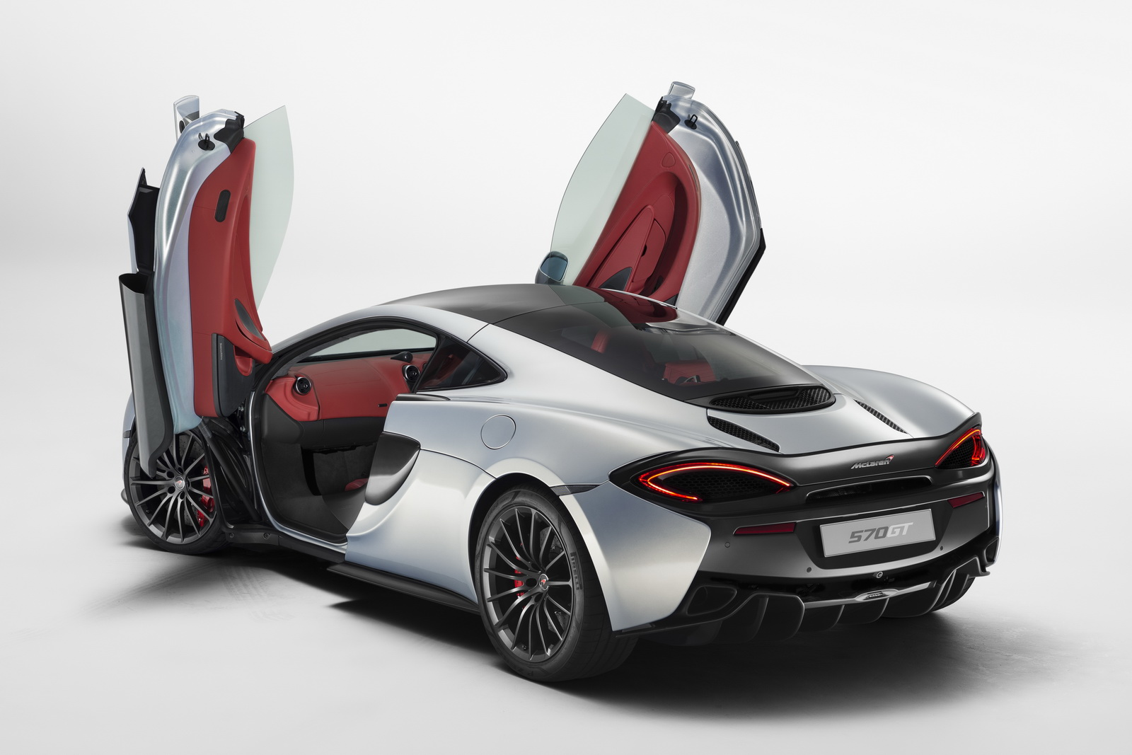 New McLaren 570 GT. . More luxurious and spacious and the ability to use daily