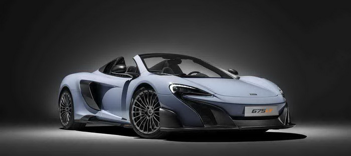 McLaren P1 and 675LT preparing the big event in Geneva with touches MSO