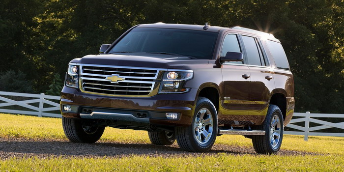 Chevrolet Tahoe Z71 ... exceeded the limits of your city in style