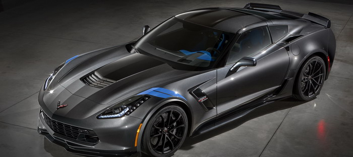 Chevrolet Corvette Grand Sport in 2017, brings a storm in Geneva in 2016