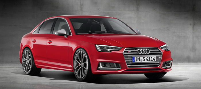 Audi announces S4 and S4 Avant in Europe and Antlagahma prices in summer
