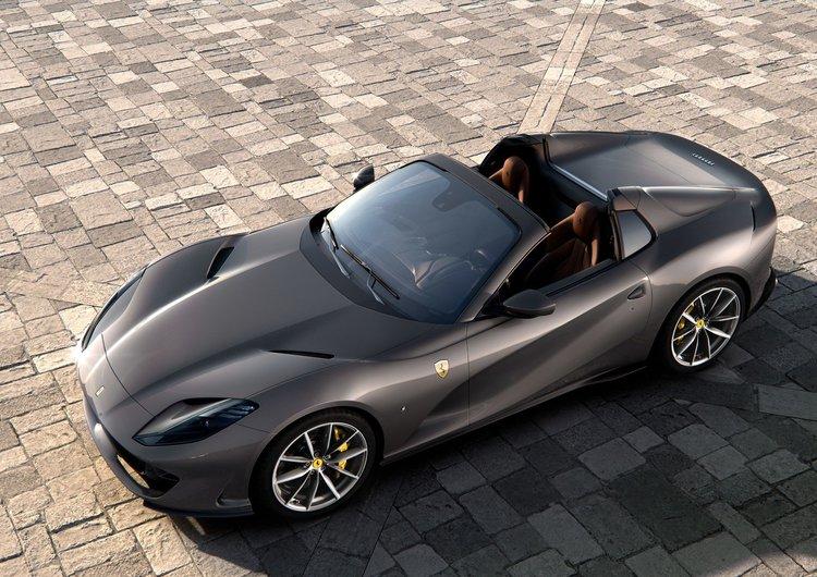 فيراري 812 GTS 2020