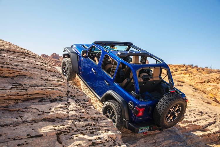 جيب رانجلر إيكو ديزل 2020 تصل الولايات المتحدة السيارات الموقع العربي الأول للسيارات