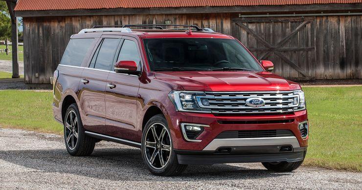 سيارات SUV الأفضل في 2019