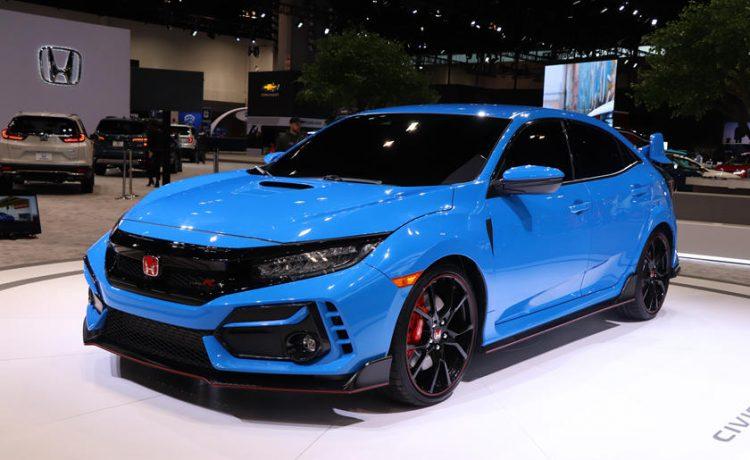 هوندا سيفيك Type R 2020 تصل في شيكاغو مع باقة ألوان جديدة - السيارات الموقع  العربي الأول للسيارات