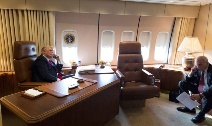 الطائرة الرئاسية الأمريكية