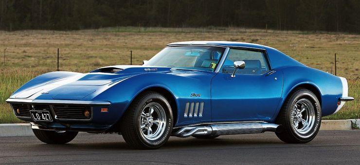 سيارات كلاسيكية من السبعينات