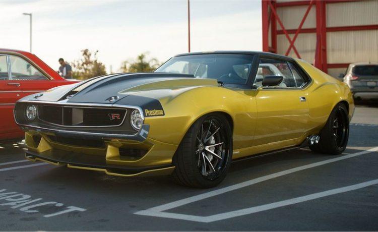 سيارات كلاسيكية عضلية ذات تحديثات عصرية السيارات الموقع العربي الأول للسيارات