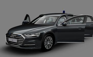 أودي A8 L Security 2020 . . ليموزين مدرعة بسعر 750 ألف دولار