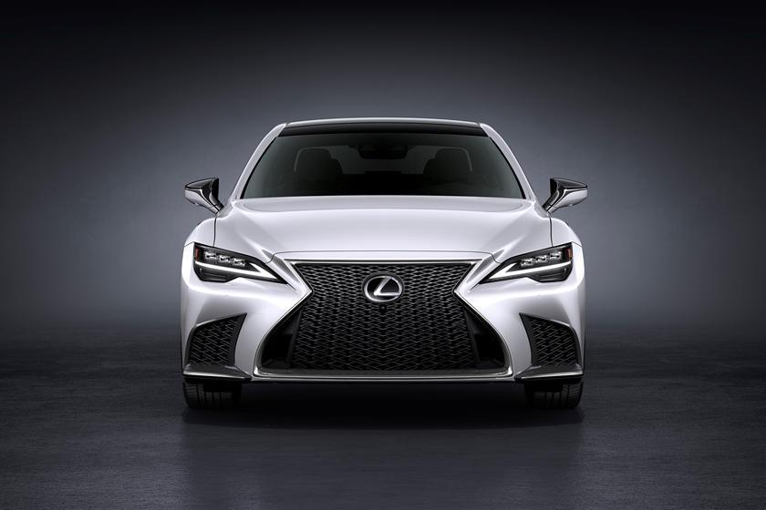 لكزس Ls موديل 2021 تقدم لأول مرة بتصميم عصري وتكنولوجيا جديدة السيارات الموقع العربي الأول للسيارات