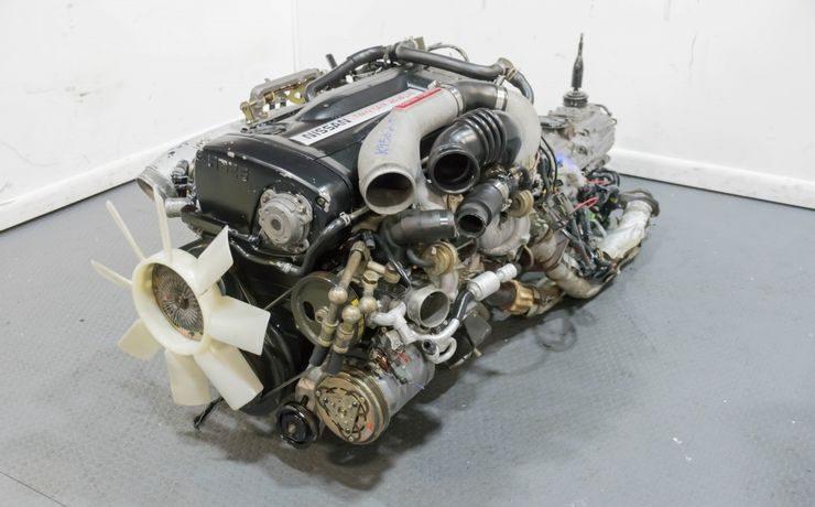 محركات يابانية