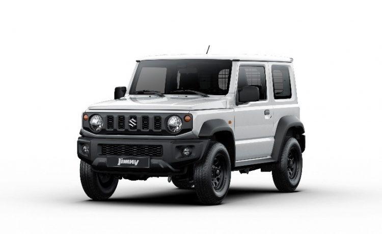 سوزوكي جيمني 2021 تعود إلي أوروبا كمركبة تجارية خفيفة 4 4 السيارات الموقع العربي الأول للسيارات